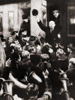 Lenin Leningrad October Revolution kommunismi kommunistit