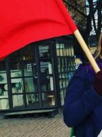 petra packalen vappu 2017 helsinki kommunistit kommunismi