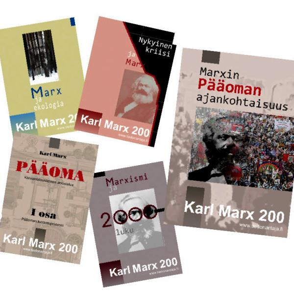 Marx 200 -julistesarja