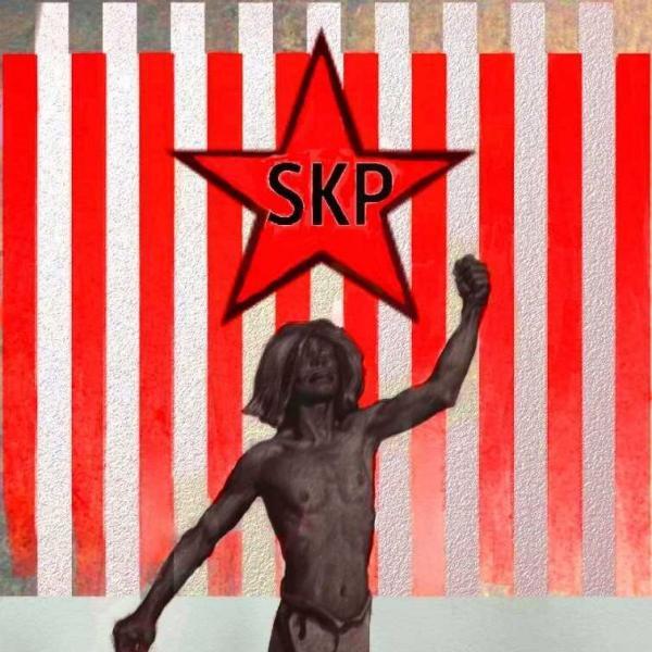 vappu vappumerkki kommunistit skp Muhaned Durubi